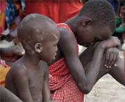 GAiN to help famine victims before it's too late