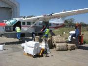 MAF preparing for famine relief flights