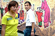 Though their history reads like a mystery, the church in Asia writes a happier chapter