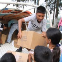 Food donations help feed orphans in more ways than one