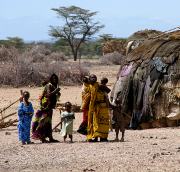 Drought hits Kenya hard