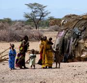 Drought hits Kenya hard