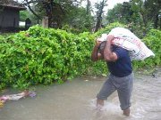 With floods out, God floods in
