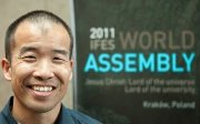 Students take over the World Assembly