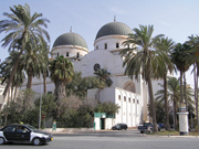Christians pray in Libya