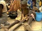Militants prevent aid to famine victims