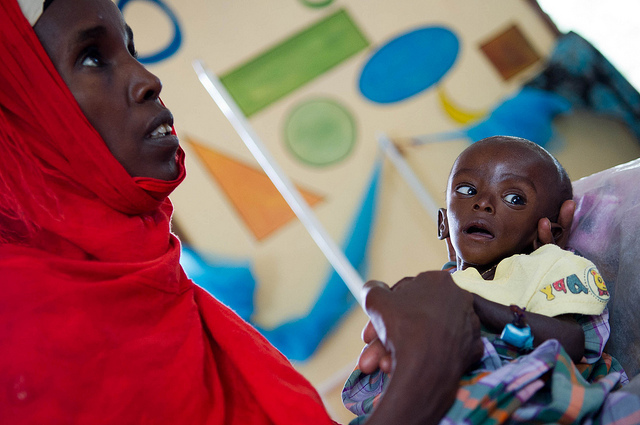 As famine worsens, ministry relief fund falls far short