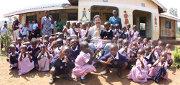 Buckner marks a decade of outreach in Kenya