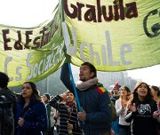 Christians respond with prayer to Chile's continuous protests