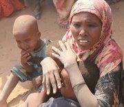 Refugees cling to life at Dadaab
