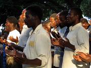 Crisis can't shred church bonds