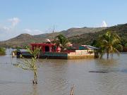 Classes grind to halt for floods