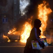 Reflecting on the London riots