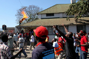 Malawi unrest prompts Cabinet shift