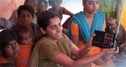 Radio helps start churches in India