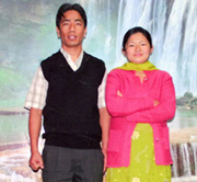 Missionary wife dies in earthquake