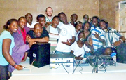 HCJB partner opens radio station