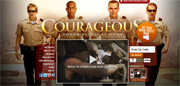'Courageous' premiers today; COPS the focus on ministry