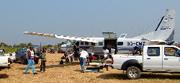 MAF helps cholera/measles epidemic in Congo
