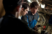 Marine engineers can change hearts for eternity?