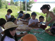 Ministry set record at summer camp