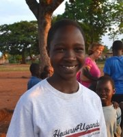 School in Uganda opens for first year in new building, orphan residents thrilled