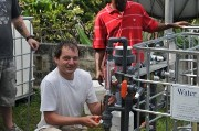 Ministry team uses expertise to craft water well repair and outreach