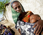 International Aid enters Horn of Africa crisis