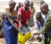Rainy season not enough to bring relief in Kenya