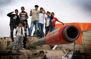 Libya shift gradual but hopeful