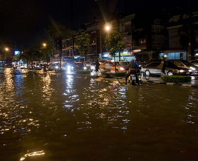 More rains could add to lethal flooding
