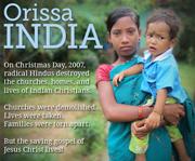 Churches still gone in parts of Orissa, India