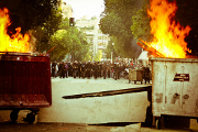 Greece gripped by protests