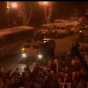 Violent clashes erupt between Egypt's Christians, police