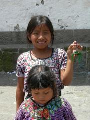 Class gift crushes water disease