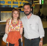 Persecuted couple safely flees Iran
