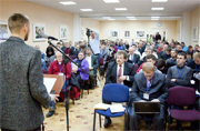Forum 20 meets in Ukraine, commitment to strong church