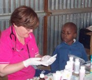 Medical ministry team adds compassion to their repertoire