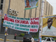 Tensions high for some in the run up to Congo's election
