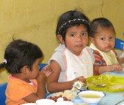 Orphan's Heart attacks malnutrition problem