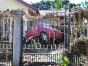 Flash flooding in Philippines destroys church, future questioned