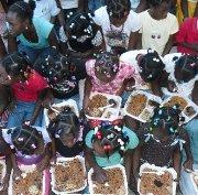 Christmas celebration for Haiti's poorest