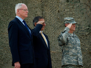 U.S. declares war in Iraq at an end