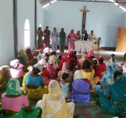 Women focus on ministry in Asia