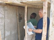 Cyclone Funso menaces studio project, but construction continues