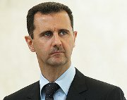 Syria's Assad to be left alone?