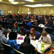 College students learn how to RADIATE hope for 2012