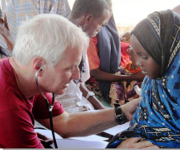 Medical Teams International launches a busy year