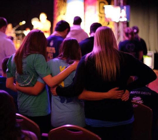 Collegiate Day of Prayer for revival comes on the heels of successful Greek Conference