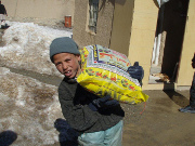 Central Asian winter a harsh reality